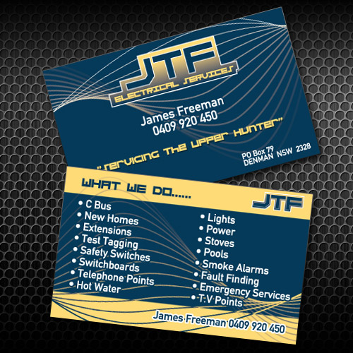 New Pics Of Electrician Business Cards - Business Cards